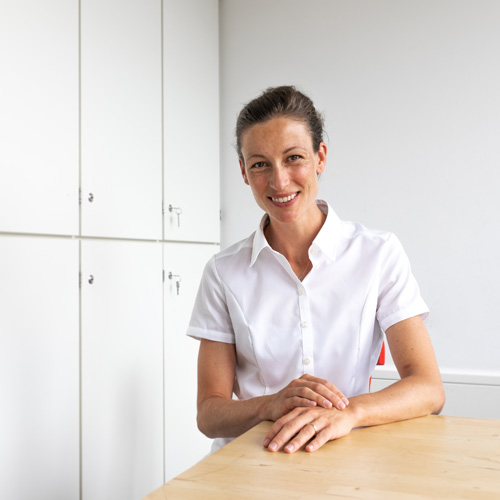 Dr. med. dent. Pia Seeberg